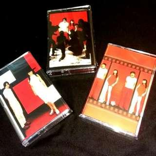 TAPE SET X3 The White Stripes. Cassette. Kaset. USA Import