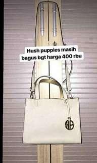 Hush puppies bag oriiii