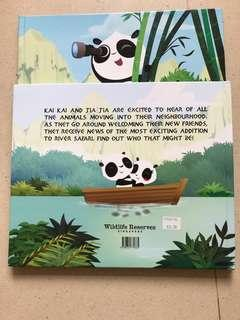 Book for Jia Jia & Kai Kai