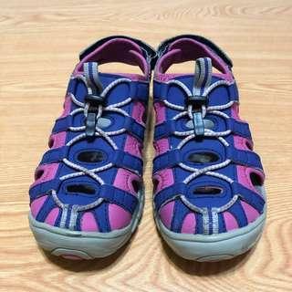 COSTCO女童涼鞋