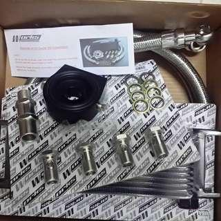 Works Engineering Universal Engine Oil Cooler Kit (Main Distributor)