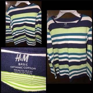 Authentic H&M kids sweatshirt