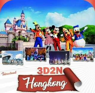 3D2N Hong Kong ALL IN Packages