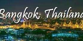 3d2n Bangkok ALL IN Packages