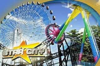 Star City Tickets