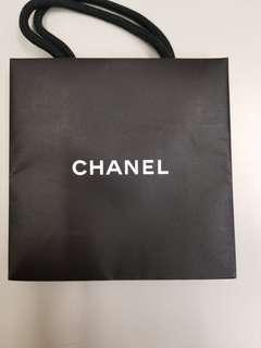 "Chanel 耳環紙袋 (5.5""x5.5""x2"")"