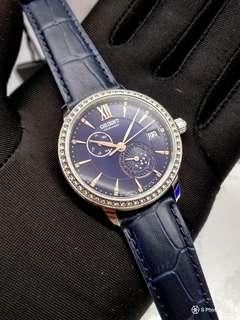 * FREE DELIVERY * Brand New 100% Authentic Orient Lady's Automatic Dress Watch wih Sun Moon Feature RA-AK0006L