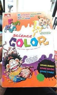[BOOK] Science color