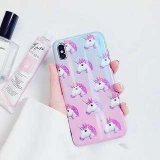 Unicorn 🦄 emoji design case