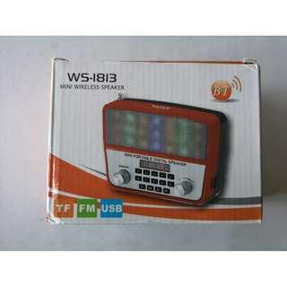 Mini Portable Digital Speaker