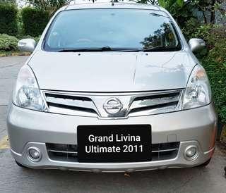 Grand Livina Ultimate 2011