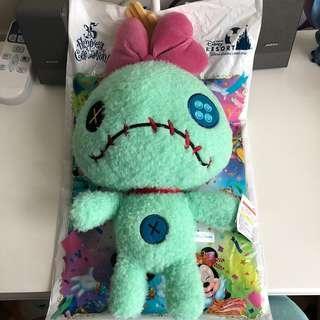 Stitch 史廸仔 小甘 Tokyo Disney resort 公仔