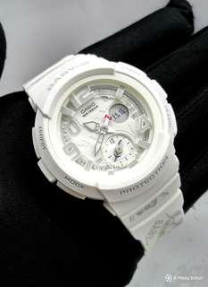* HELLO KITTY * Brand New 100% Authentic Casio BabyG X Hello Kitty Limited Edition Lady's Casual Watch BGA-190KT-7BDR  BGA190KT
