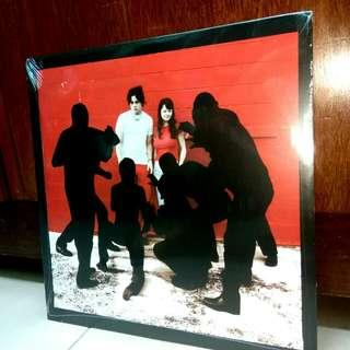 LP The White Stripes. White blood cells. 2001 Piring hitam. Vinyl record.