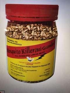 Mosquito Killer - Micro Granule Non Toxic Mosquito Insecticide / Pesticide
