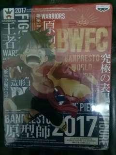 航海王 魯夫BWFC (金證)