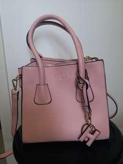 Choice 粉紅色手袋