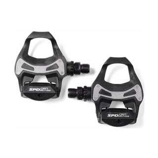 Shimano R550 SPD-SL Clipless Road Pedals W/Cleats