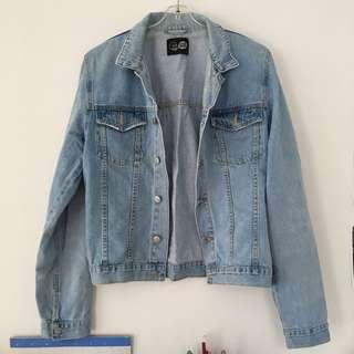 Cheap Monday Size M Denim Jacket
