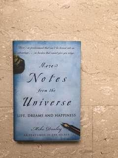 more Notes from the Universe - Mike Dooley