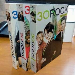 30 ROCK Season 1-3