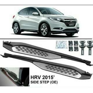 Honda HRV OEM Side Step Running Board