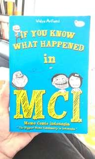 [BOOK] If you know what happen in MCI