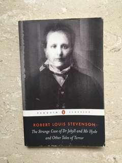 Penguin Classics - The Strange case of Dr Jekyll and Mr Hyde and other tales of horror