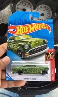 hotwheels custom 53 chevvy