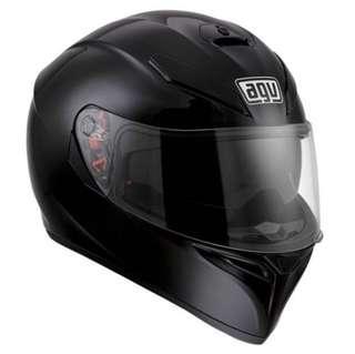 AGV K3 SV Solid Helmet (Black,Matteblack,White)