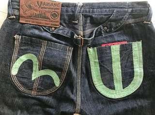 Yamane Evisu Jeans