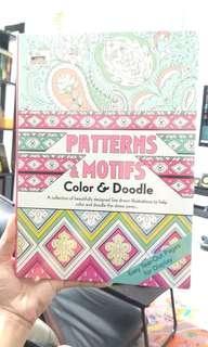 [Color & doodle] Patterns & Motifs
