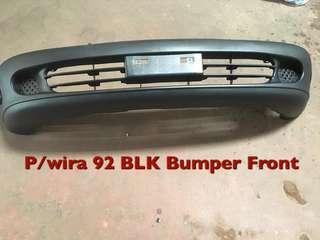Wira Front bumper
