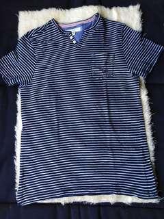 US PD & C striped shirt