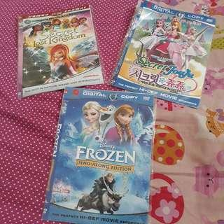 DVD anak anak