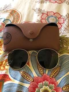 Ray ban round sunglasses 54