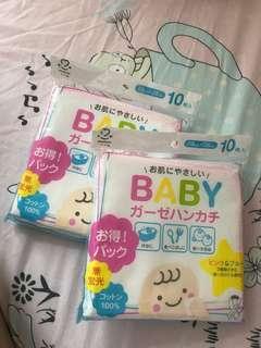 紗巾 購自日本 兩包 不議價
