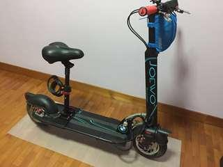Joewo electric scooter