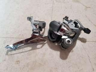 Shimano Tiagra Front and Rear D