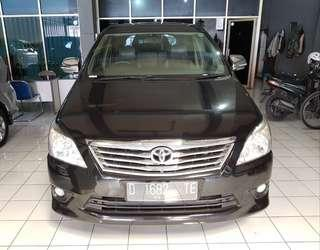 Kijang innova G Matic bensin 2012 tdp low
