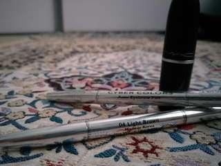 SASA CYBER COLORS AUTO EYEBROW PEN