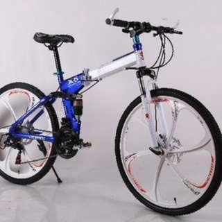 寶馬山地單車