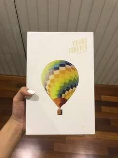 (WTS) BTS YOUNG FOREVER ALBUM