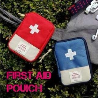 BG013 First Aid Zip Around Pouch Emergency Bag Brand New Sales