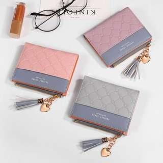 [ READY STOCK ] YOUNG WAVE SHORT WALLET