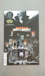Batman White Knight Special Edition