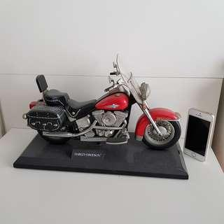 Harley Davidson replica telephone