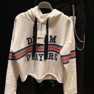 NEW Bershka Dreams Sweater Hoodie