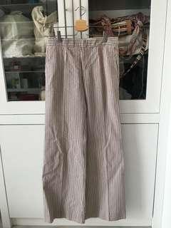 Stripped Pants Mango