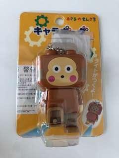 Monkichi monkey電筒